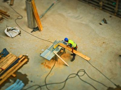 Prévention des accidents du travail